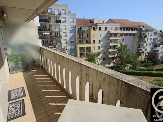 Vente appartement 3 pièces 70,99 m2