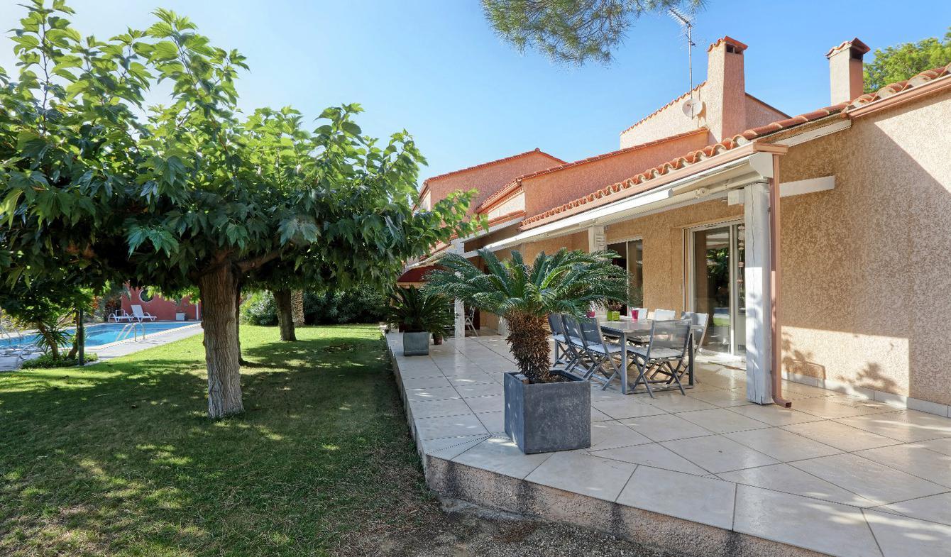Villa avec piscine et terrasse Perpignan