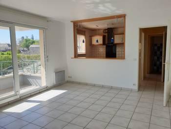 Appartement 2 pièces 44,87 m2