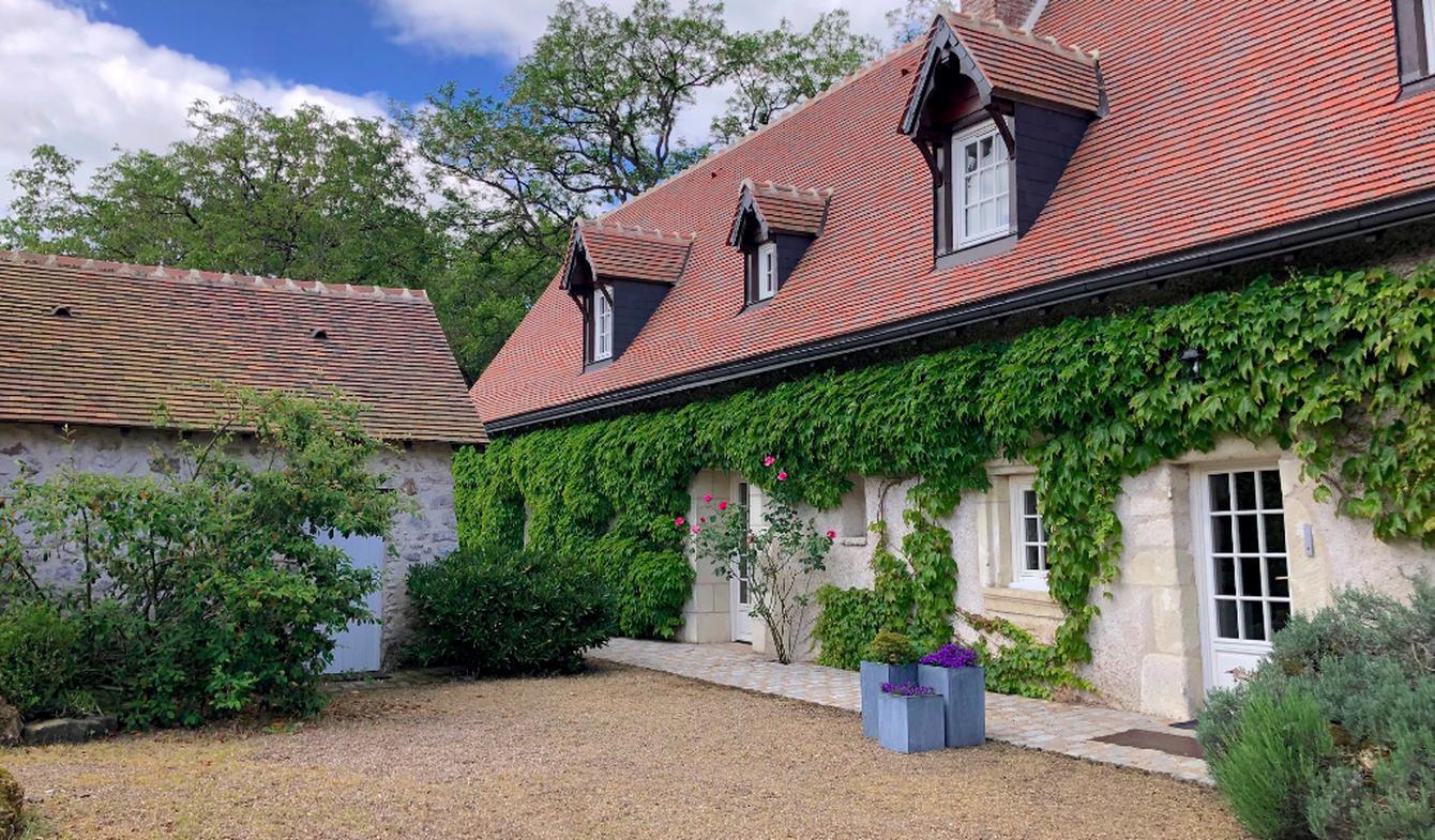 Maison avec piscine et terrasse Tours