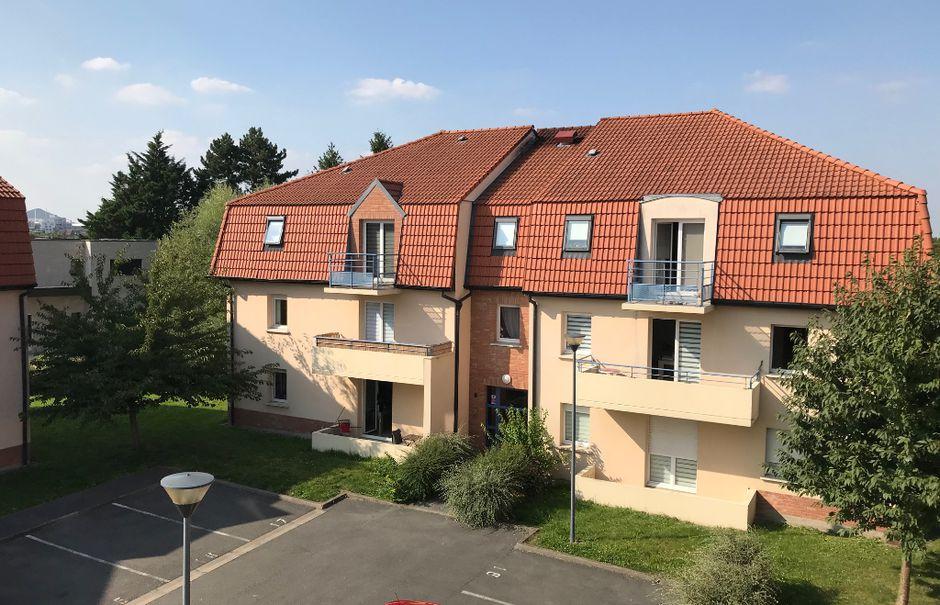 Vente appartement 3 pièces 60 m² à Avion (62210), 84 000 €