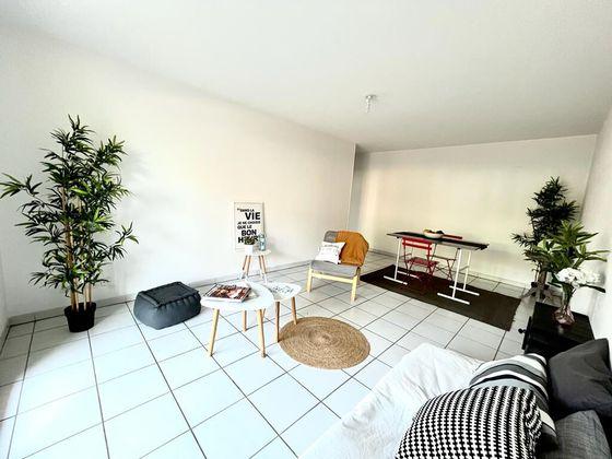 Vente appartement 3 pièces 63,9 m2