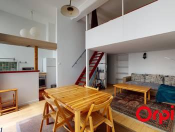 Appartement meublé 2 pièces 32 m2