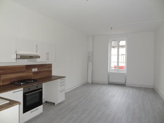 Location appartement 3 pièces 73,69 m2