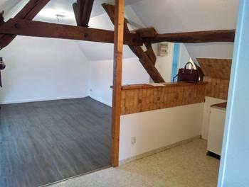 Appartement meublé 2 pièces 34,12 m2