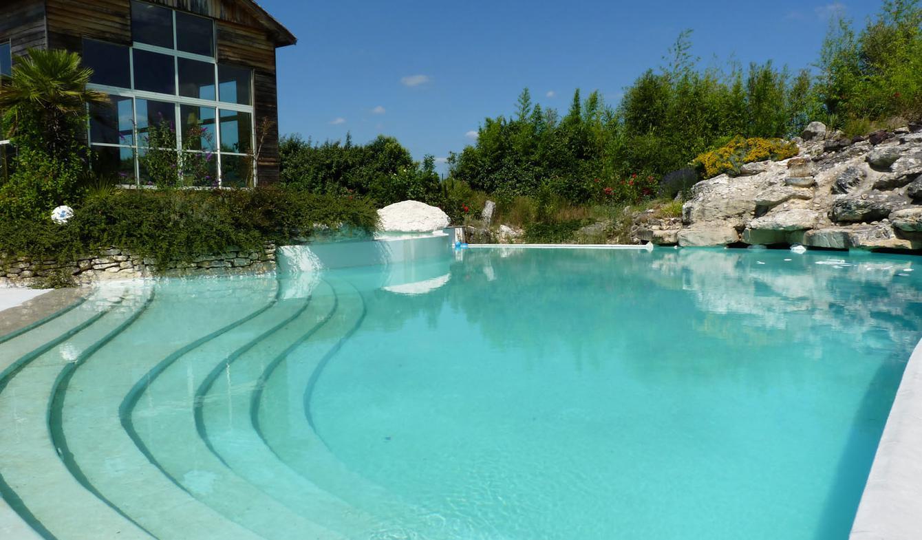 Propriété avec piscine et jardin Lot-et-Garonne