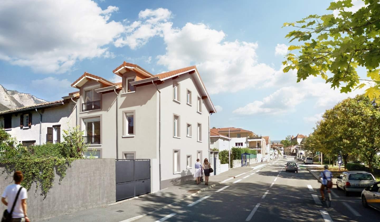 Apartment with terrace Montbonnot-Saint-Martin