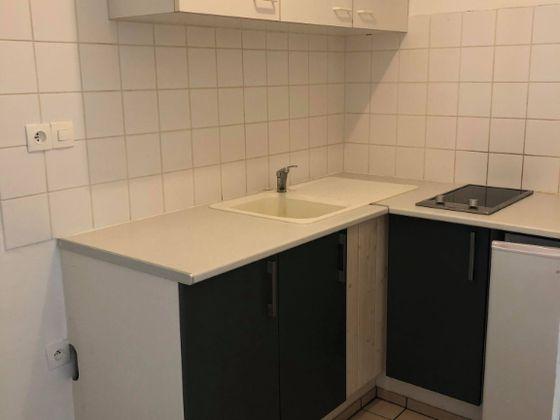 Location appartement 2 pièces 33,73 m2