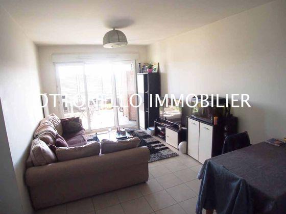 Location appartement 3 pièces 56,45 m2