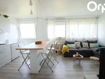 Appartement 3 pièces 54,69 m2