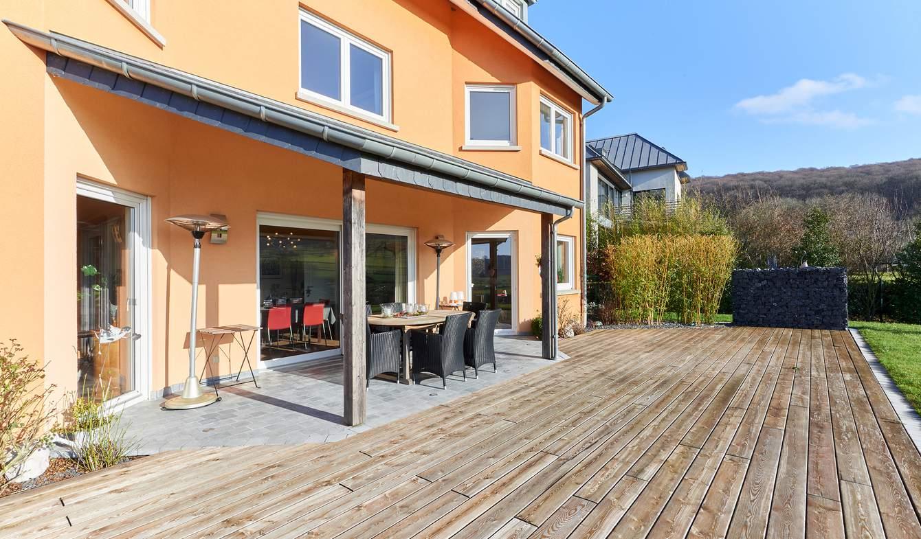 Maison avec jardin et terrasse Mensdorf