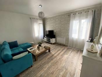 Maison 3 pièces 46,5 m2