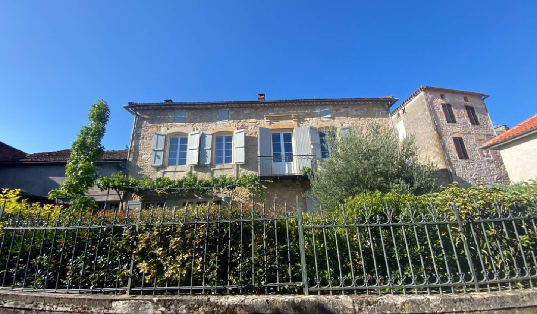 Maison avec terrasse Duravel