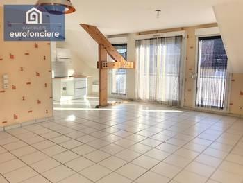 Appartement 4 pièces 72,4 m2