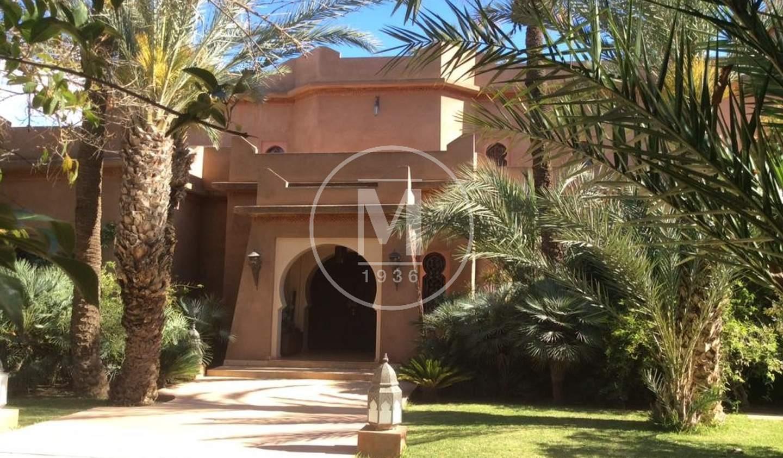 Villa with pool Marrakesh