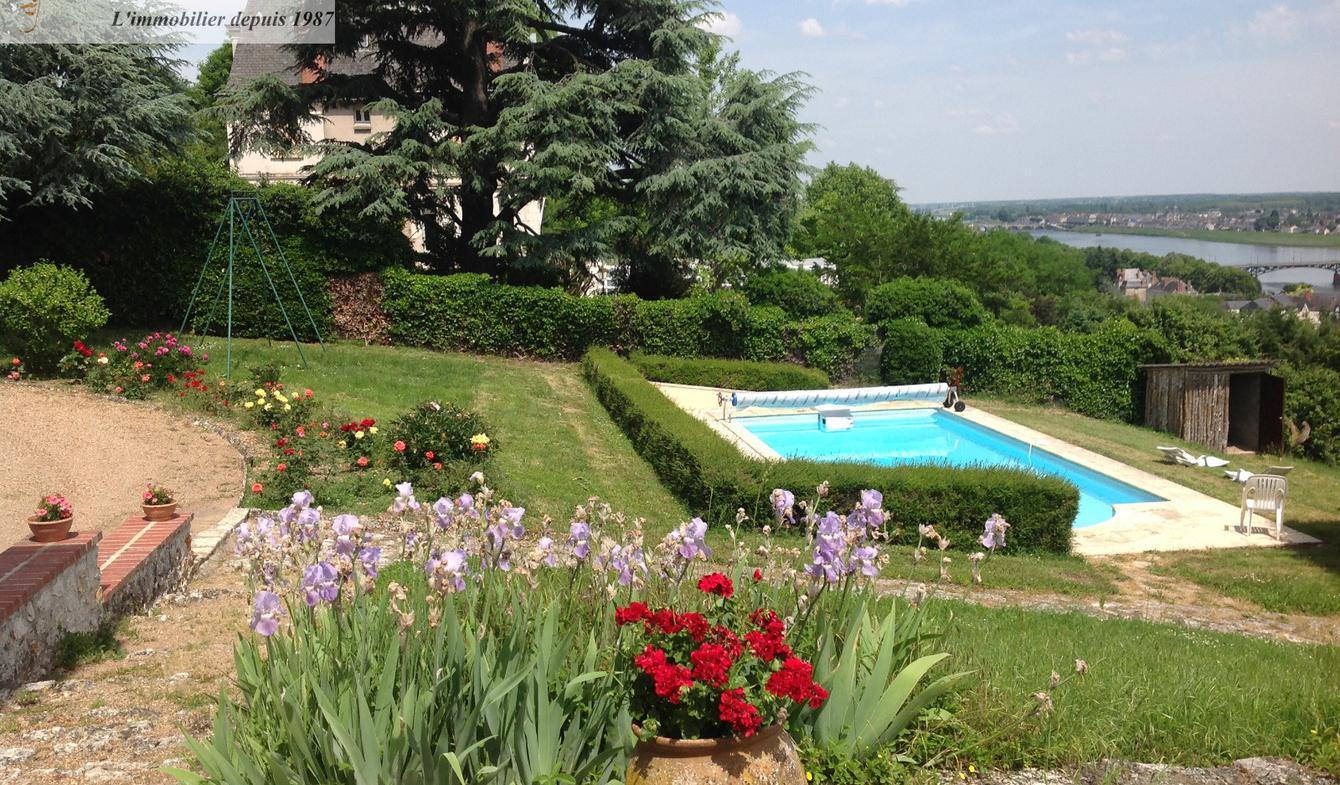 Propriété avec piscine Blois