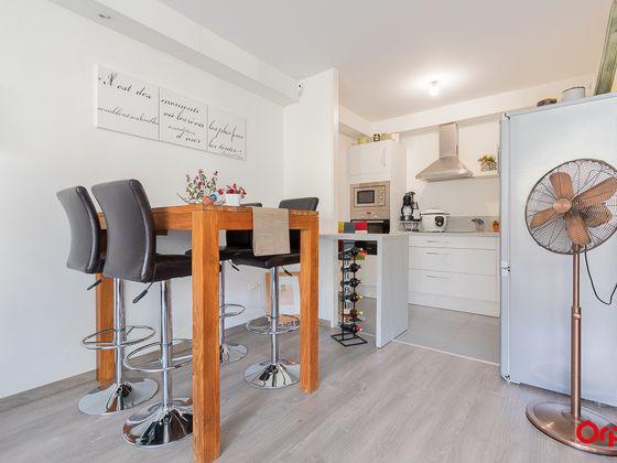 Vente appartement 3 pièces 56,25 m2