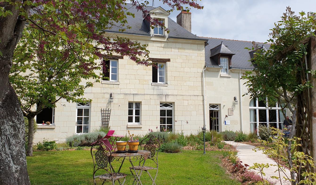 Maison avec jardin et terrasse Chinon