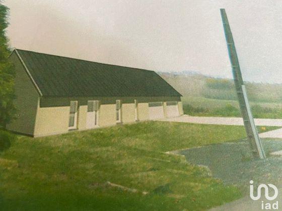 Vente terrain 1753 m2