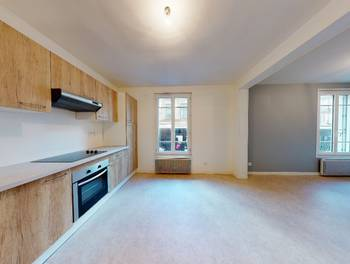 Appartement 3 pièces 54,29 m2