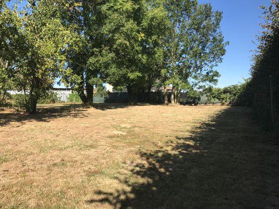Vente terrain 679 m2
