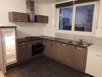 Appartement 2 pièces 55,91 m2
