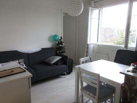 Vente appartement 2 pièces 33,57 m2