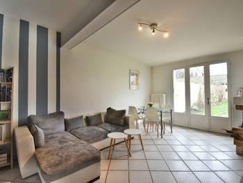 Maison 3 pièces 65,57 m2