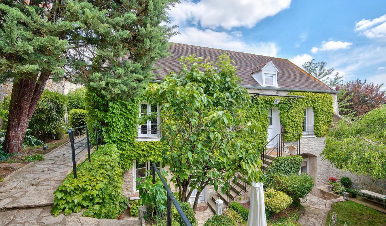 Maison avec terrasse Mézy-sur-Seine