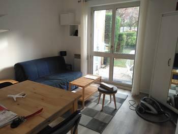 Studio meublé 22,16 m2