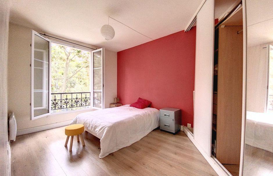 Vente appartement 2 pièces 36.85 m² à Paris 20ème (75020), 319 908 €