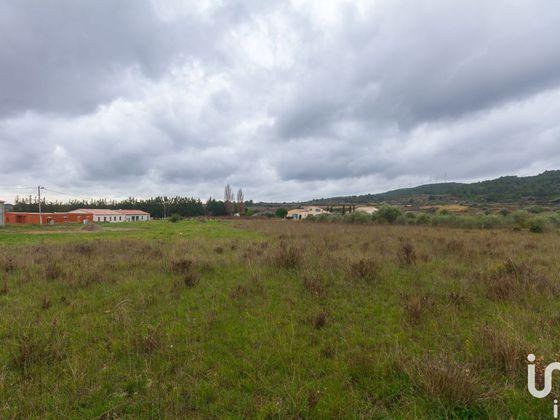 Vente terrain 1083 m2