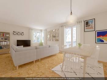 Appartement 3 pièces 80,83 m2