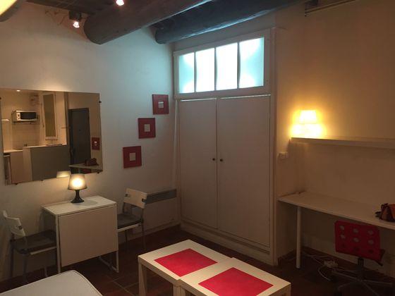 vente Studio 18 m2 Aix-en-Provence