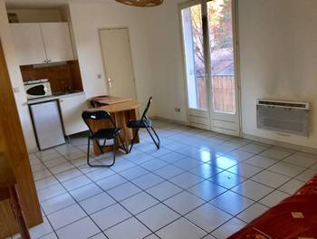Studio meublé 24,03 m2