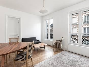 Appartement meublé 3 pièces 46,32 m2