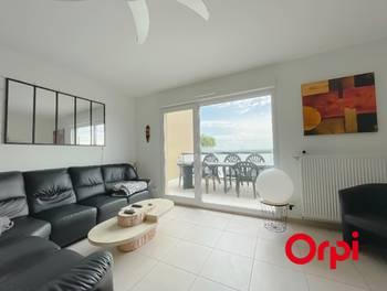 Appartement 4 pièces 79,62 m2
