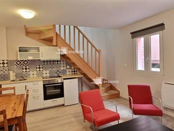 Appartement meublé 2 pièces 37,79 m2