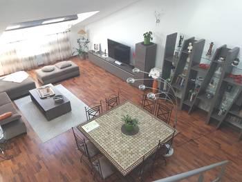 Appartement 2 pièces 129 m2