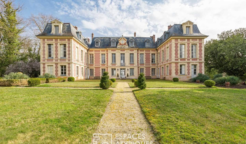 Private mansion Villiers-le-Bâcle