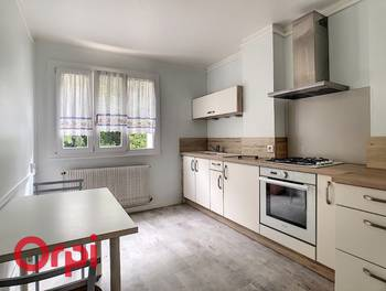 Appartement 4 pièces 60,15 m2