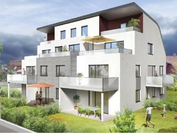 Appartement 2 pièces 38,16 m2
