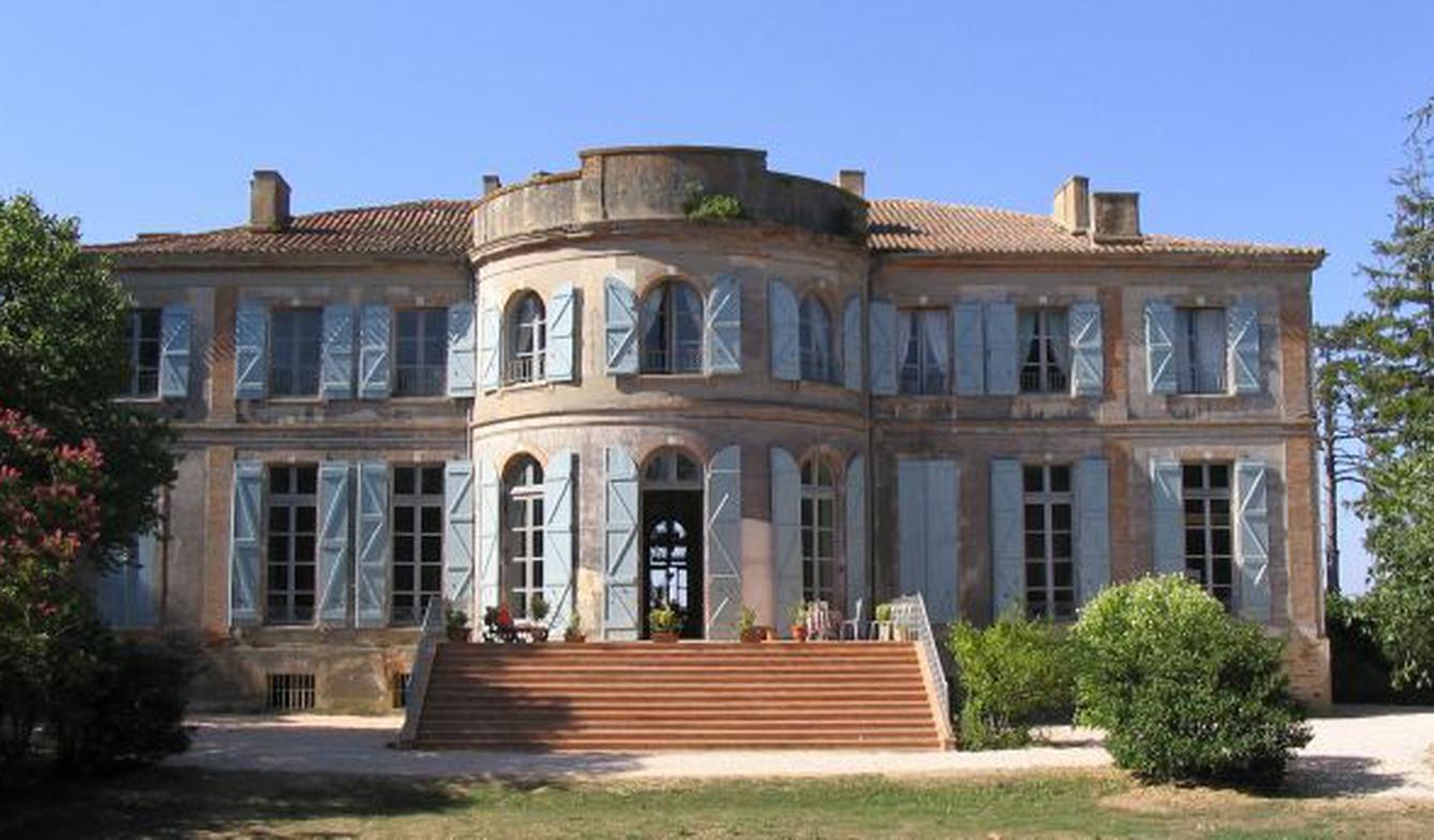 Château L'Isle-Jourdain