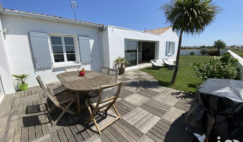 Maison avec piscine et terrasse Aytre
