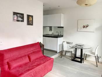 Appartement meublé 2 pièces 29,26 m2