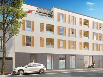 Appartement 3 pièces 57,7 m2