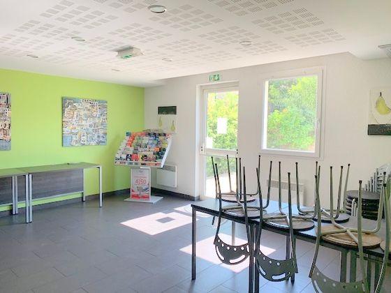 Location studio meublé 18,65 m2