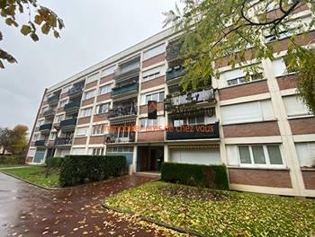 Appartement 4 pièces 73,4 m2
