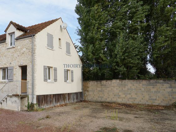 Vente maison 3 pièces 60 m2