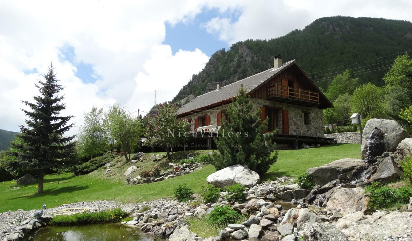 Maison avec terrasse Belvédère